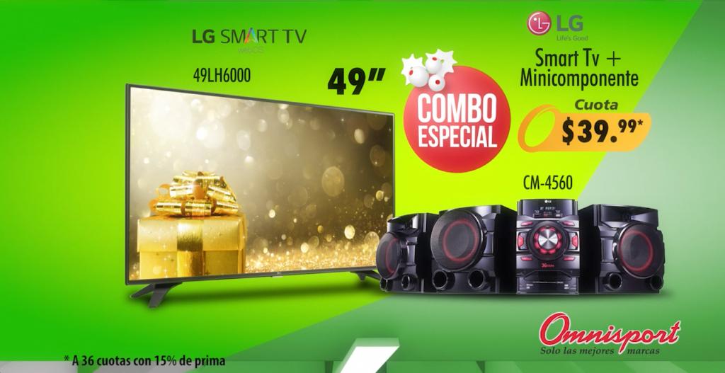 Omnisport Navidad TV