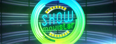 3D Animation: Movistar – Show Movistar