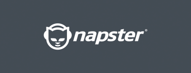 MotionGraphics: Napster – Logo Animation