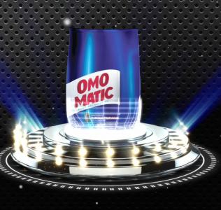 Unilever – OMO Matic – (Ecuador)