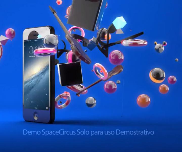 iPhone 5 – Previs Demo