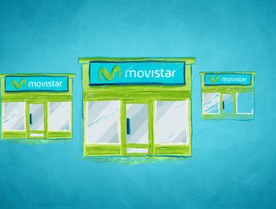 Infographics: Movistar – Que es portabilidad – GIGA LIBRE
